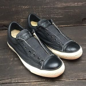 Converse X John Varvatos Leather and Canvas Size 7